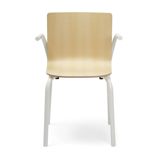 Glyph Chair with Armrest, Chairs & Stools
