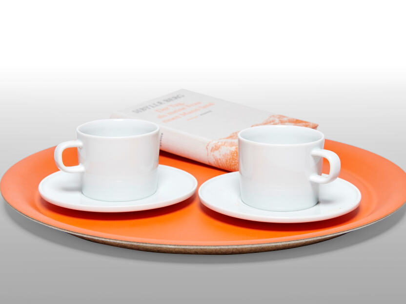 Serving tray for plates, glasses and more ...