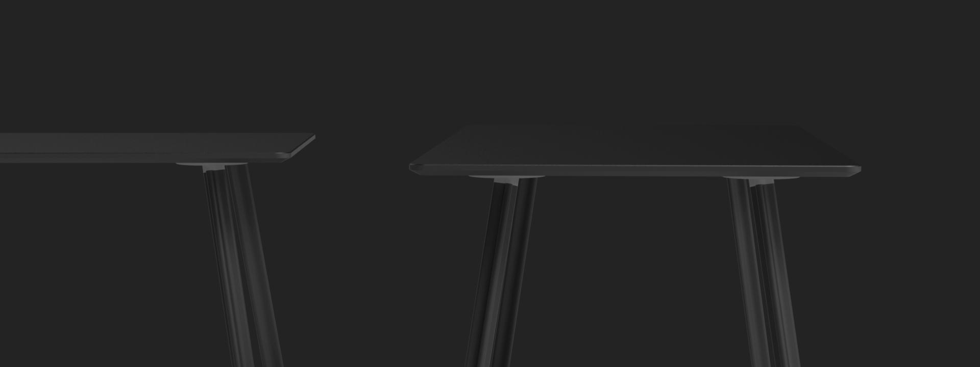 Beam Legs, Tables & Trestles, Table bases, Linoleum Table Top, Table legs