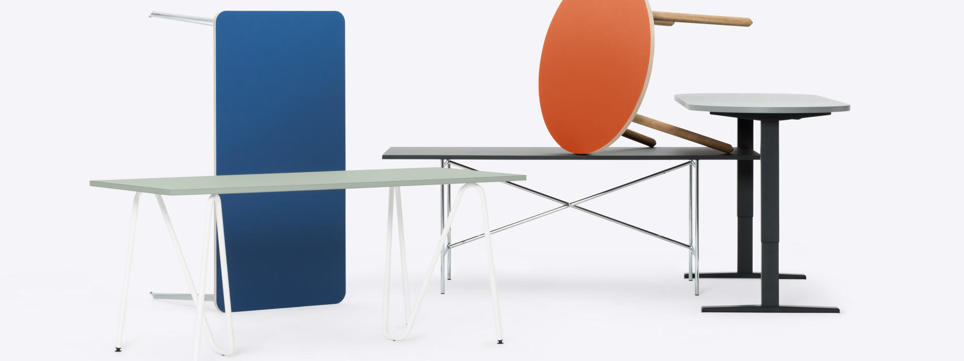 Home, Tabletops, Tables, Table Frames, Shelving System, Seating Systems, Office & Home, Accessories