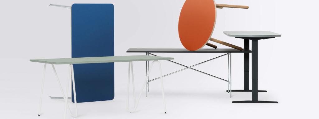Tables & Trestles, Table bases, Lino Table Top, Table base, Table legs, Custom model, Desktop, Custom linoleum table tops