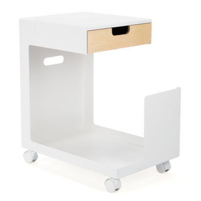 Ed Trolley, Office, Storage, Office container