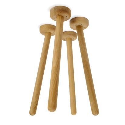 MT2 Oak (4 Pieces), Tables & Trestles, Table bases, Table base, Table legs, Wood