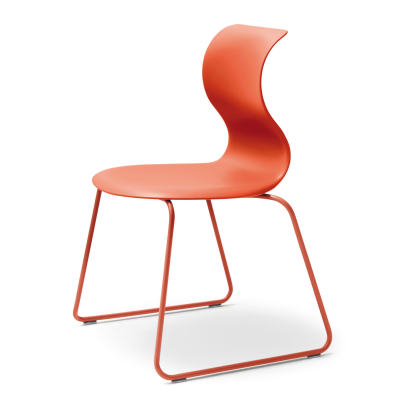 PRO 6 Sled frame, Seating Systems, Office chair, Office chairs, Chair, Chairs,  Conference chair,  Conference chairs, Visitor chair