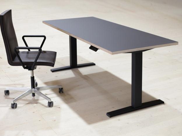 Hubert (centered leg), Tables & Trestles
